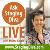 Ask Staging Diva Live